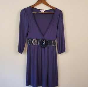 🌵 Romeo and juliet couture purple dress black